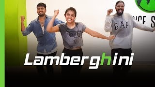 Lamberghini - The Doorbeen | Bollywood Choreography | HY Dance Studios