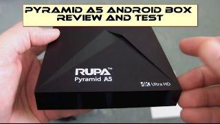 Rupa Pyramid A5 - Android TV Box Review