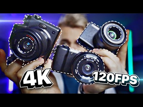 The BEST Budget Camera for Youtube and Streaming Sony a5100 v Canon m200 v Panasonic Lumix G7