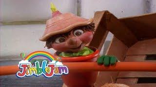 Bill & Ben : The Great Worm Hunt : JimbleJam