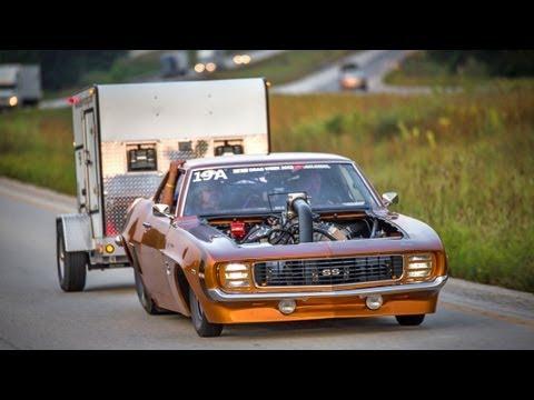 FASTEST STREET CAR IN AMERICA Tom Bailey s 217 MPH 69 Camaro