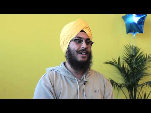 Xxx Mp4 Meet Brahmbind Tune In To See Why He S Voting For Gurpreet Bains 3gp Sex