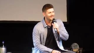 Jibcon 2016 - Jensen Saturday Panel (Part 1/2)