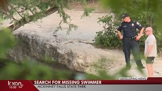 Body of 20-year-old swimmer recovered at McKinney Falls