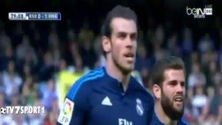 اهداف مباراة ريال مدريد وريال سوسيداد 1-0 [2016/04/30] تعليق يوسف سيف [HD]