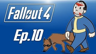 Delirious plays Fallout 4! Ep. 10 (Searching for clues!) REVENGE!!!!!!!