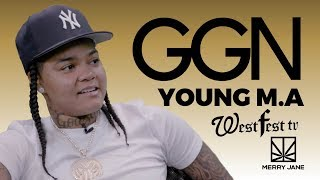 Young M.A's From the East and Uncle Snoop's From the West   GGN NEWS [FULL EPISODE]