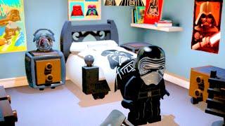 LEGO Star Wars The Force Awakens Kylo Ren #1 Darth Vader Fanboy