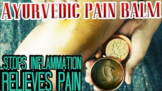 How to make Ayurvedic Pain Relief Cream for Arthritis & Joint Pain