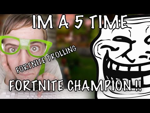 Xxx Mp4 9 YEAR OLD NERD SAYS HE'S A 5 TIME FORTNITE CHAMPION Fortnite Trolling 3gp Sex
