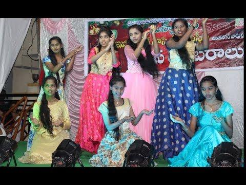 Xxx Mp4 Vinara Vinara Telugu Christmas Song Dance By Sunday School Children 39 S 3gp Sex