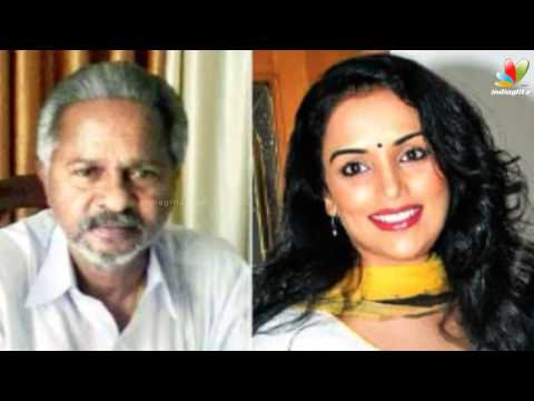 Swetha Menon withdraws sexual molestation case against Congress M.P   Hot   Controversy