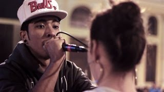 Duelo de MCs - Sweet vs Inti :: Eliminatorias Duelo de MCs Nacional BH - 10/05/13