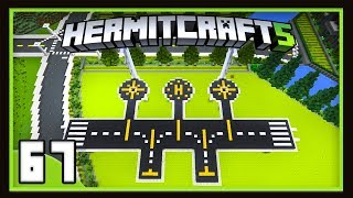 HermitCraft Season 5:  Starting A New Project In ScarCity!  (Minecraft 1.12)