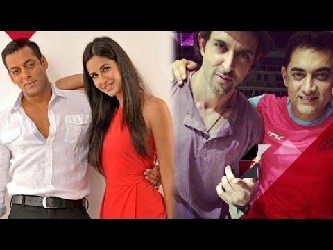 Xxx Mp4 Salman Khan Katrina Kaif To Work Together In An Ad Film Aamir Khan Replaced Hrithik Roshan In Thug 3gp Sex