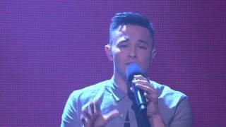 Cyrus Villanueva Made it to the Top 6! X Factor Australia 2015