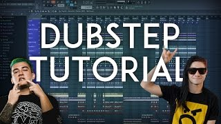 DUBSTEP TUTORIAL - HOW TO MAKE A HEAVY DROP (FL STUDIO)