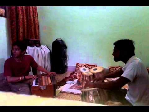 TABLA solo by nikunja samal with ajay dash at Bhub