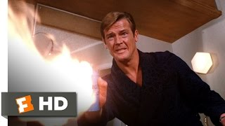 Live and Let Die (1/10) Movie CLIP - Homemade Snake Slayer (1973) HD