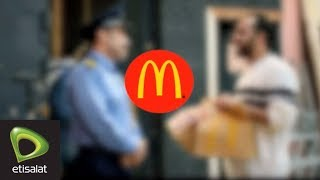 اشحن اتصالات وهتكسب ماكدونالدز