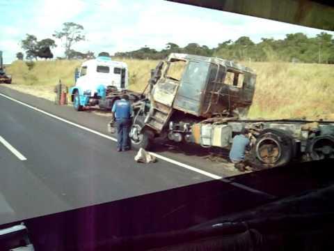 Scania vai e vem Sao Paulo a Belem parte 2