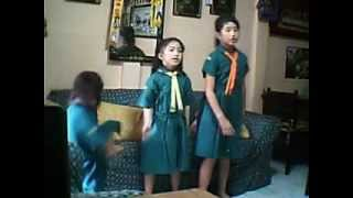 the lazy song by cyrah, michaela and ashley
