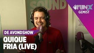 Quique - Fria (Live) | De Avondshow