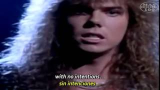 Europe- Carrie (Subtitulado Esp.+ Lyrics) Oficial