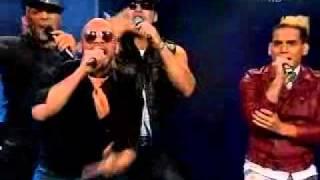 Alexis Valdes  Grupo Mania y Zone d'Tambora cantan  11 9 11