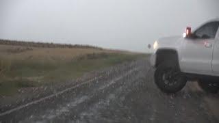 Lubbock, TX Tornado And Bad Drivers Hazards - 5/23/2019