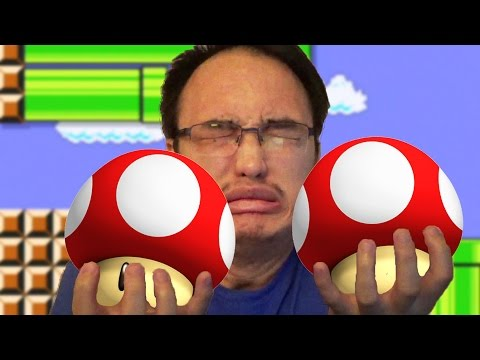 MAUDITS CHAMPIGNONS VÉNÉNEUX Super Mario Maker