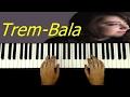 Trem-Bala / Ana Vilela (Piano e Teclado - Cover)