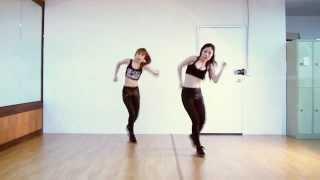 Britney Spears WOMANIZER dance choreography Waveya Ari MiU