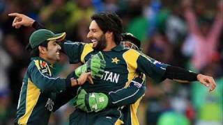 Pakistan - Stand up for the champions