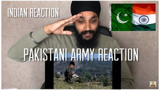Zameen Jagti hai | Pakistani Army Song Reaction