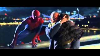 Everybody gets one - Family guy vs The amazing spiderman