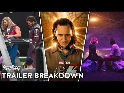 Loki Official Trailer Breakdown Explained in Hindi SuperSuper