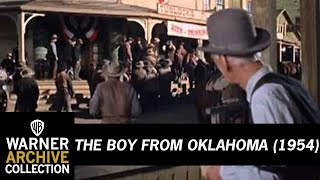 The Boy from Oklahoma (Preview Clip)