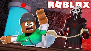 CAPTURED BY THE BEAST!! - Roblox Flee The Facility