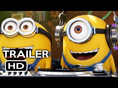 Despicable Me 3 Official Trailer 1 2017 Steve Carell Animated Movie HD