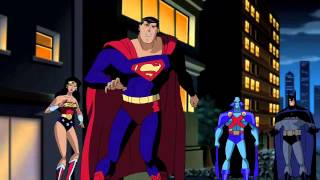 Justice League Unlimited Season 4 (Final Batle)