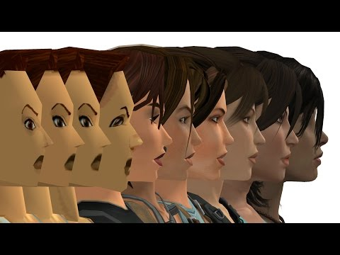 Evolution of Video Game Graphics 1962 2017