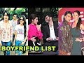 Anushka Sharma Boyfriends List