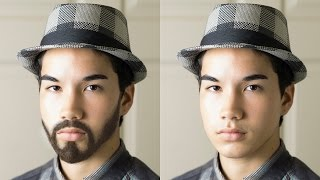 How to Create a Realistic Beard From Scratch in Photoshop
