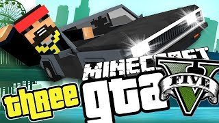 Minecraft GTA 5: WE RIDIN