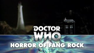 Doctor Who: Leela's eyes change colour - Horror of Fang Rock