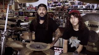Mike & Max Portnoy: Born to Drum