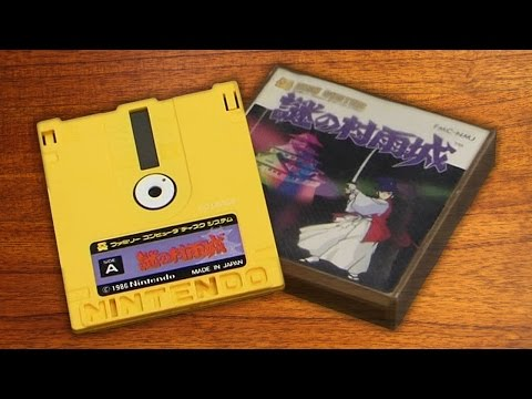 The Mysterious Murasame Castle Nintendo s FDS Classic Region Locked feat. Greg