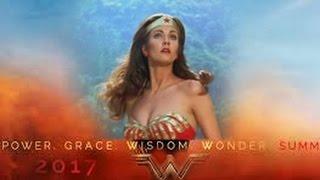 Wonder Woman 2017 Trailer 1 Lynda Carter version (en inglés) HD