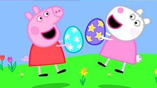 Peppa Pig Official Channel 🥕🐰🥚Peppa Pig